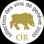 SVG 2020 - Médaille d'or